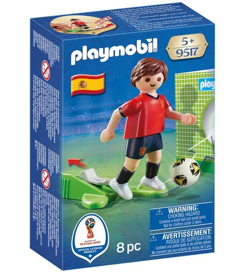 Joueur de soccer  Espagnol
