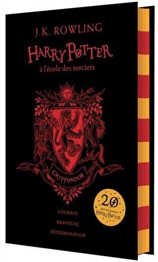 Harry Potter à l'école des sorciers : Gryffondor #01 Éd. 20 ans collector