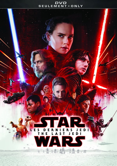 Star Wars : The Last Jedi (Star Wars : Les derniers Jedi)