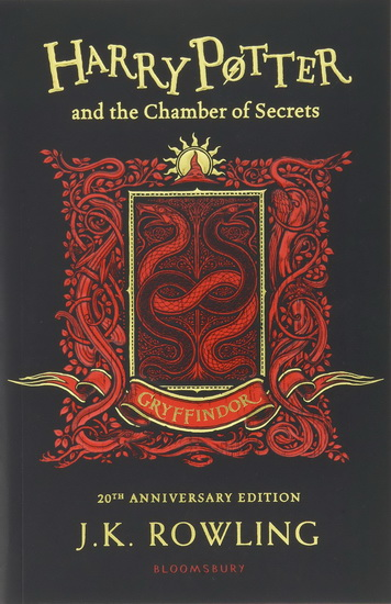 Harry Potter and the Chamber of Secrets : Gryffindor : 20th Anniversary Edition