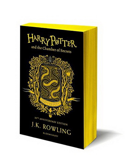 Harry Potter and the Chamber of Secrets - Hufflepuff : 20th Anniversary Edition