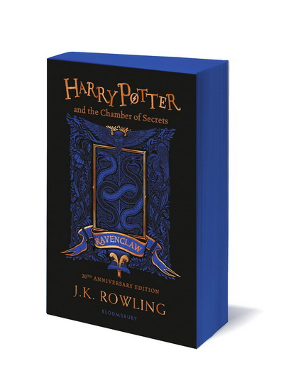 Harry Potter and the Chamber of Secrets : Ravenclaw : 20th Anniversary Edition