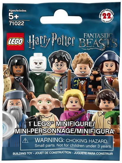 Figurines Harry Potter Vol 1