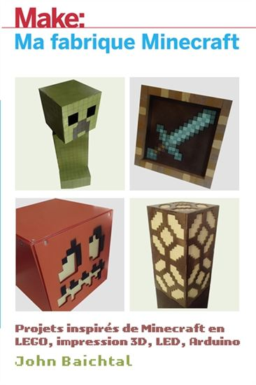 Fabrique Minecraft(Ma)