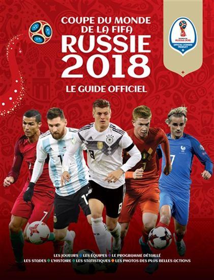 Coupe du monde de football Russie 2018