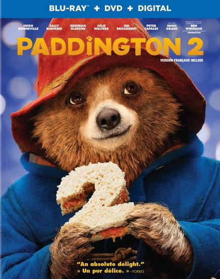 Paddington 2 (Blu-ray + DVD)