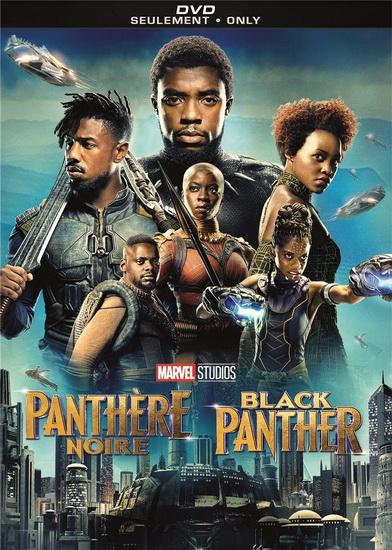 Black Panther (Panthère Noire)