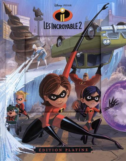Disney Pixar Les Incroyable 2