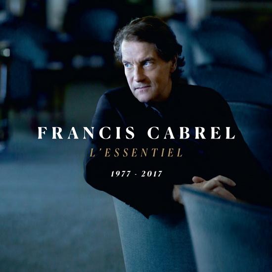 Francis Cabrel L'essentiel 1977-2017 (3CD)