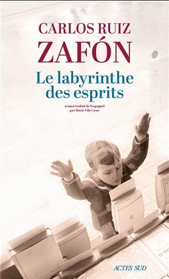 Labyrinthe des esprits(Le)