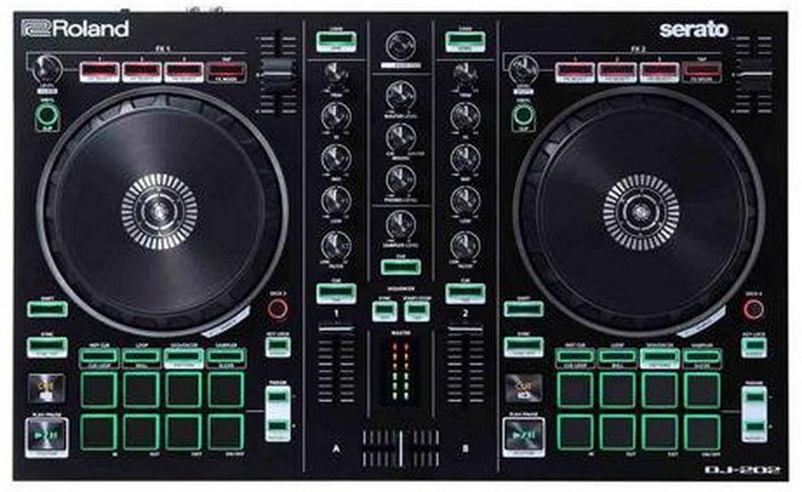 Contrôleur DJ 202