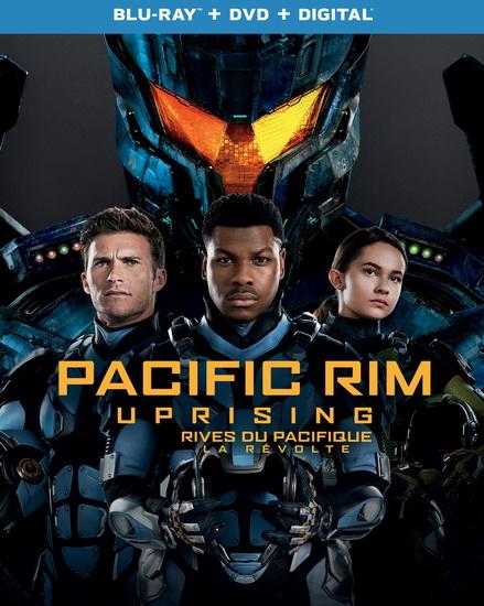 Pacific Rim : Uprising (Blu-Ray+Dvd) (Rives du Pacifique: La révolte)
