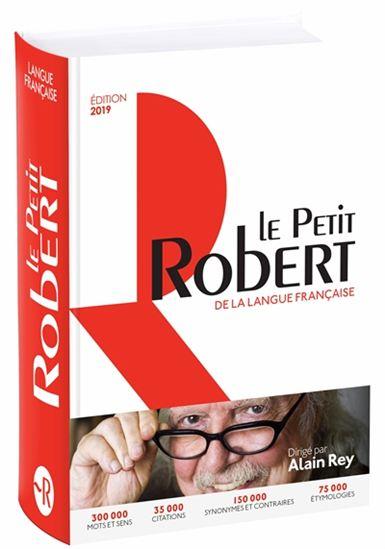 Petit Robert 2019(Le)