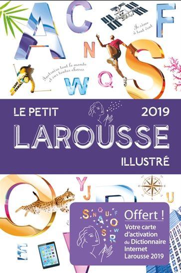 Petit Larousse illustré 2019(Le)