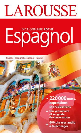 Dictionnaire de poche français-espagnol, espagnol-français N. éd.