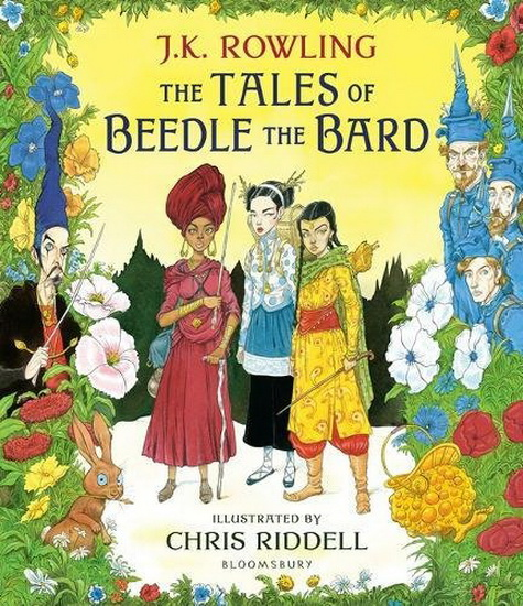 Tales of Beedle the Bard Illustrated(The)