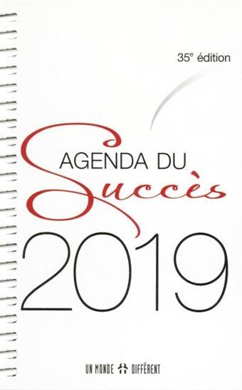 Agenda 2019 Du succès poche 2j/p