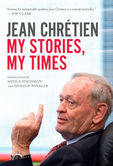 My Stories from a Life in Politics