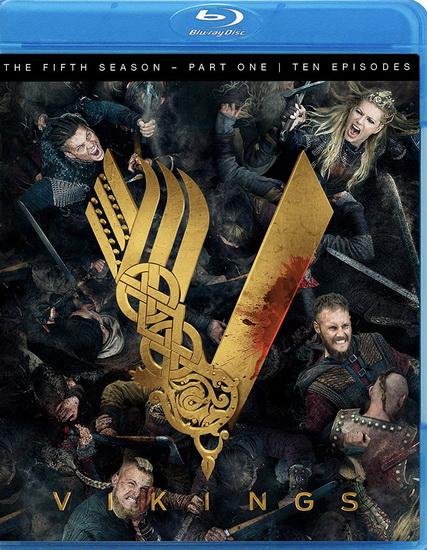 Vikings (Season 5 Part 1) (Blu-Ray)