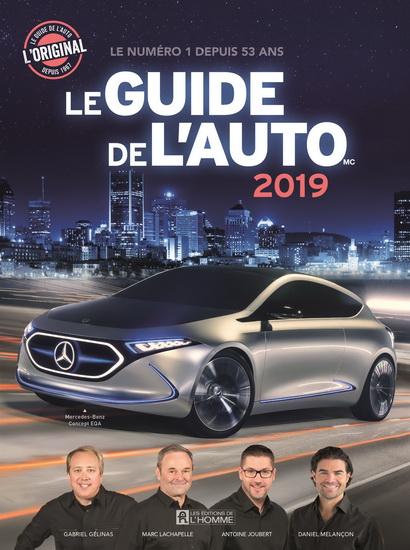 Guide de l'auto 2019(Le)