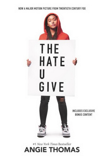 Hate U Give Movie Tie-in Edition(The)