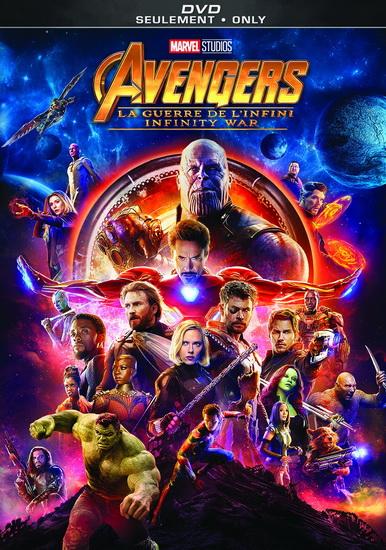 Avengers : Infinity War (La guerre de l'infini)