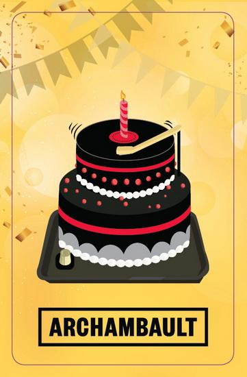 CARTE-CADEAU 20$ (Carte Gâteau)