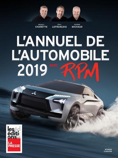 Annuel de l'automobile 2019 avec RPM(L')