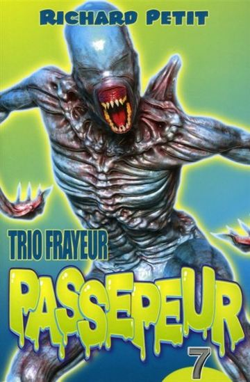 Trio frayeur Passepeur #07