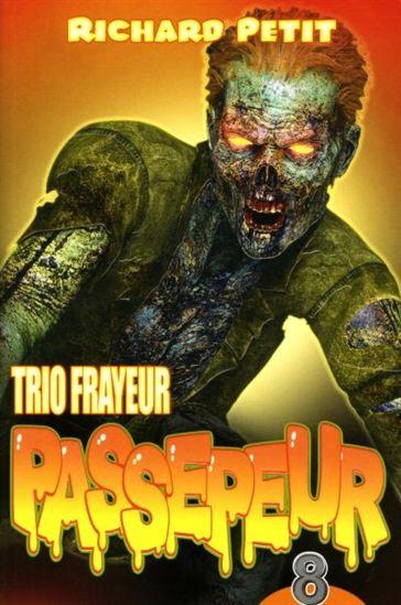 Trio frayeur Passepeur #08