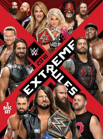 Wwe : Extreme Rules 2018