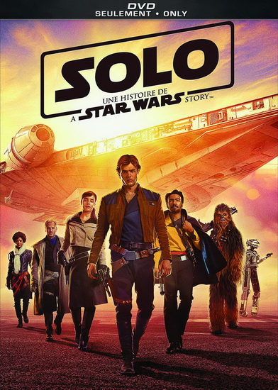 Solo : A Star Wars Story (Coll Ed)