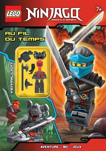 Lego Ninjago : masters of Spinjitzu : le dernier souhait : au fil du temps