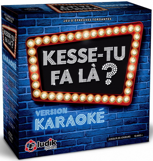 Kesse-tu Fa là Karaoké