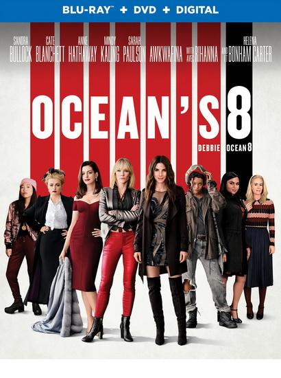 Ocean's 8  (Blu-Ray+Dvd)