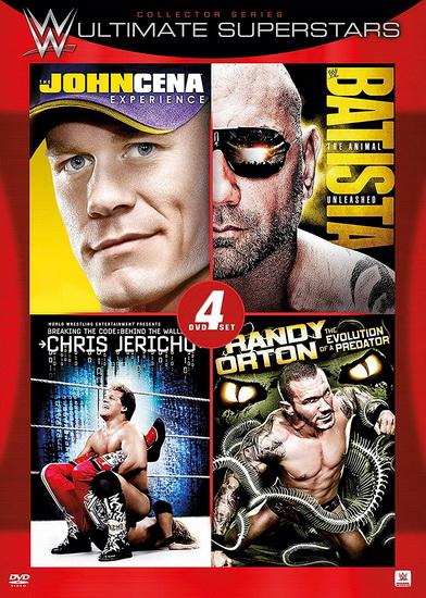 Wwe : 4 Film Favorites Ultimate Superstars Coll