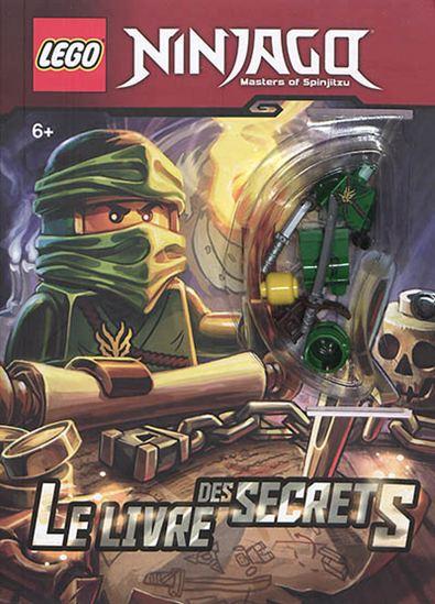 Lego Ninjago, masters of Spinjitzu : Le livre des secrets