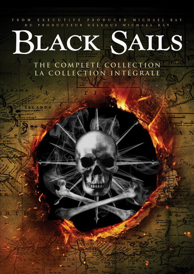 Black Sails (Saison 1-4)