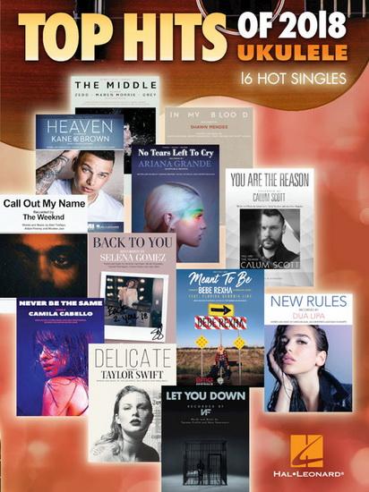 Top Hits Of 2018 (Ukulélé)