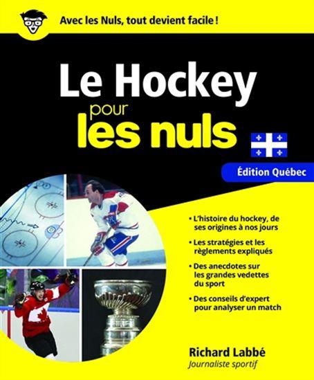 Hockey pour les nuls(Le)