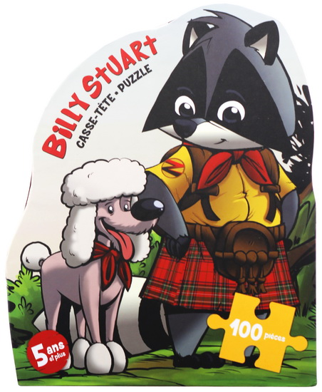 Casse-tête Billy Stuart 100 mcx