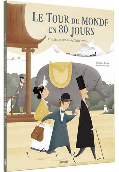 Tour du monde en 80 jours(Le)