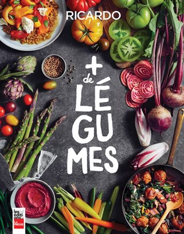Plus de légumes