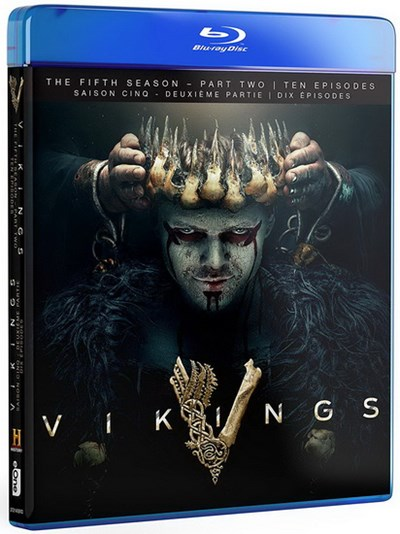 Vikings (Season 5 Part 2) (Bilingual) (Blu-Ray) | Archambault