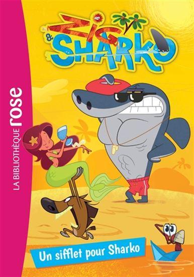 Un Sifflet Pour Sharko 04 Archambault