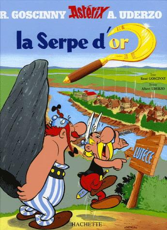 Serpe d'or(La) #02