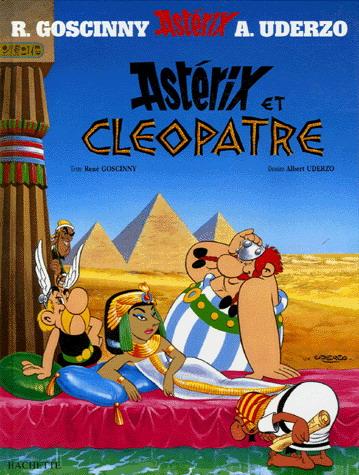 Astérix et Cléopâtre #06