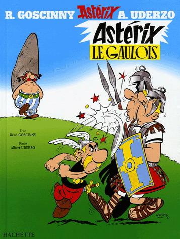 Astérix le Gaulois #01