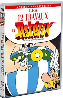 12 travaux d'Astérix (Les)