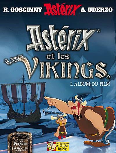 Astérix et les Vikings: album du film